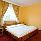 Motel PETRO-TUR - room with double bed
